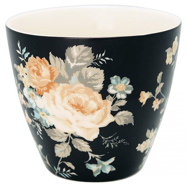 Josephine black latte