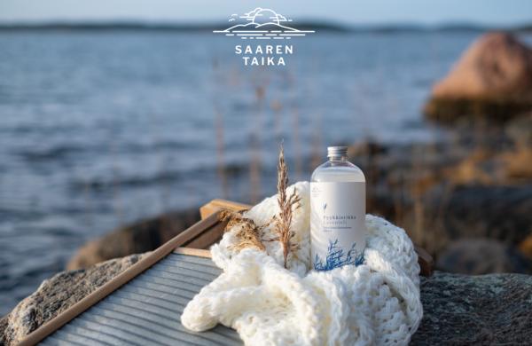Saaren Taika laventeli pyykkietikka