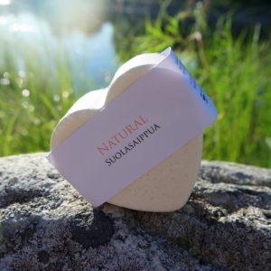 Natural suolasaippua