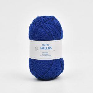 Pallas sininen villalanka