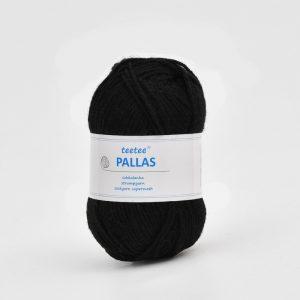Pallas villakanka musta